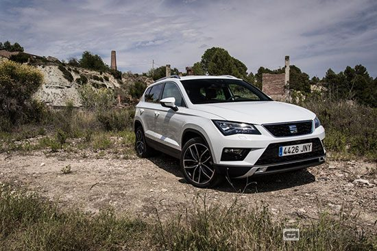 Seat Ateca rijtest en video