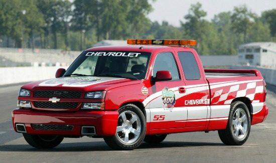 Chevrolet Silverado SS '03