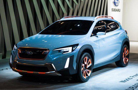 Subaru XV Concept: voorproefje op de toekomst