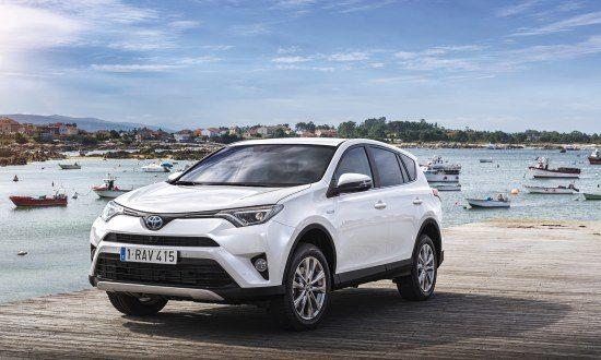 Toyota rav4 prijs