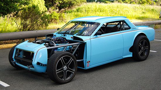 Toyota Corona Hot Rod