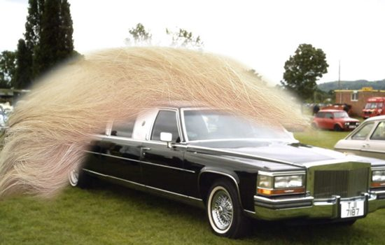 Trump's Cadillac