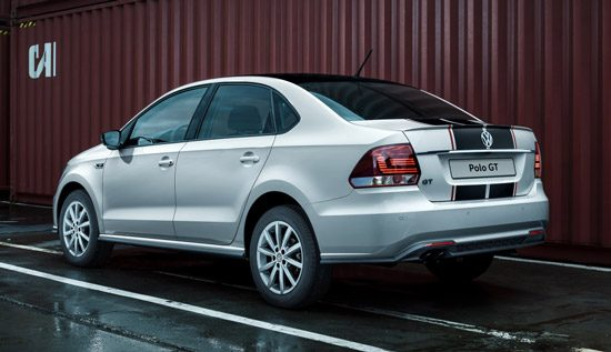 Volkswagen Polo GT Sedan
