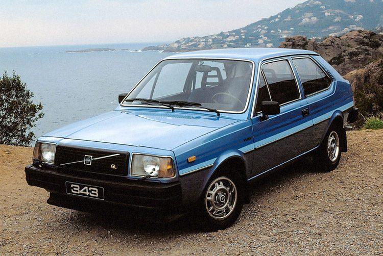 Volvo 343 Blue Special