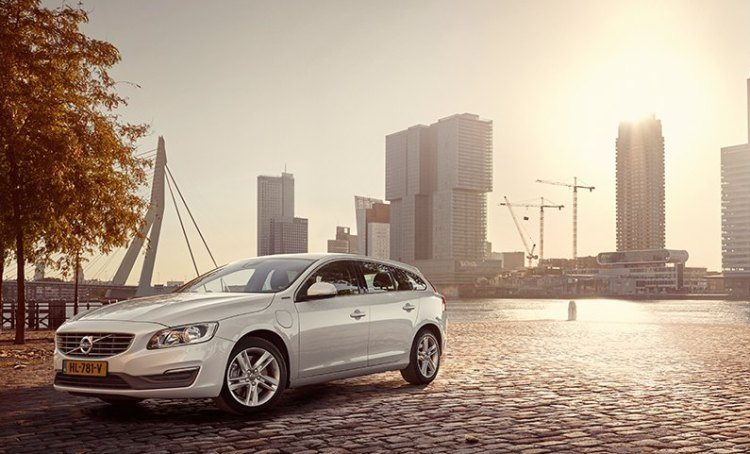 Fall in love met de herfstknallers van Volvo