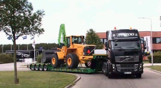 Volvo power