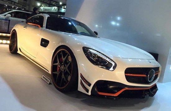 Wald-Mercedes-AMG-GT