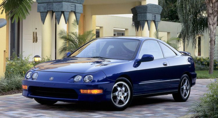 Acura Integra 1.8 GS-R Coupe