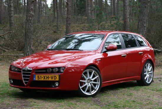 Autoblog-Advies: opvolger voor DE Alfa 159 JTD