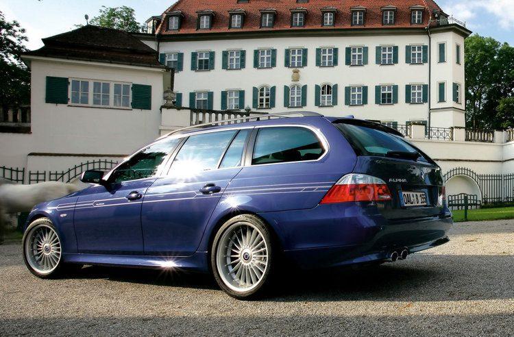 Alpina B5 Touring