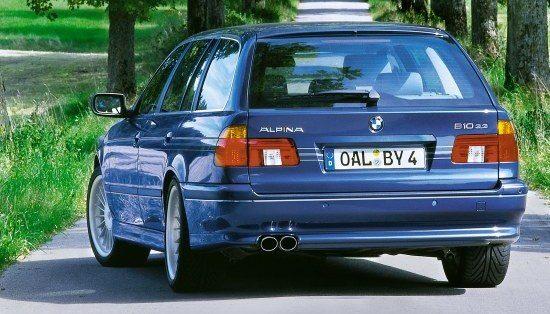 Alpina B10 Touring