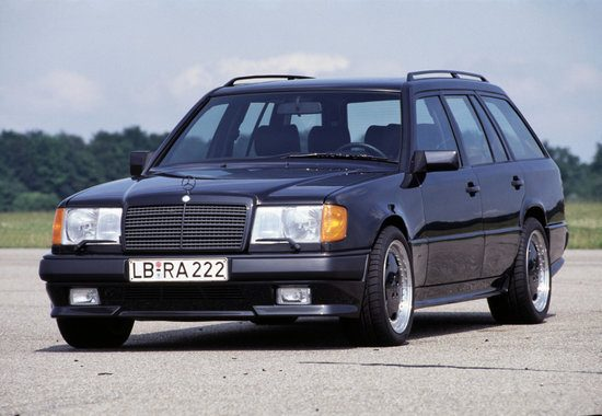 These are the 11 hottest versions of the Mercedes W124 | AllNews