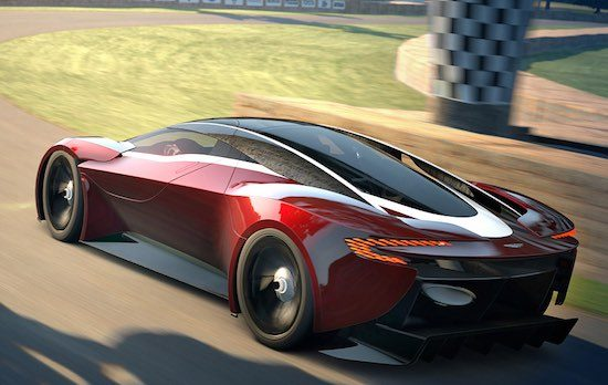 Aston Martin DP100
