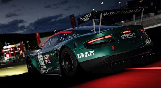 Aston Martin in Forza Motorsport 6: Apex