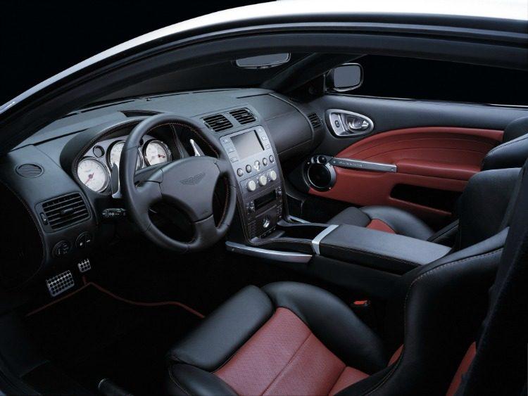 V12 Vanquish S