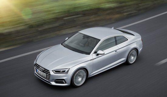 De nieuwe Audi A5: dit gaat