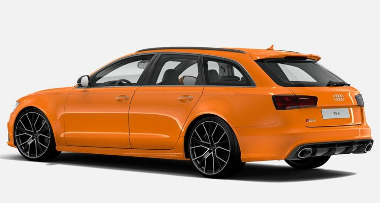 Audi RS6 winactie Carlink