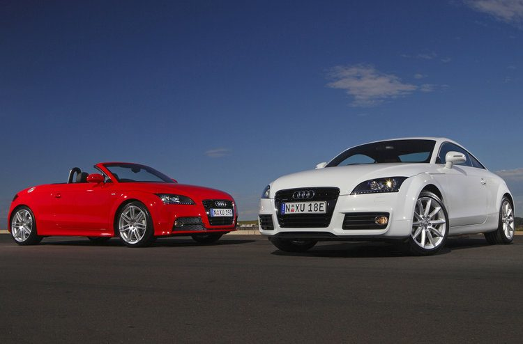 TT Roadster & TT Coupé