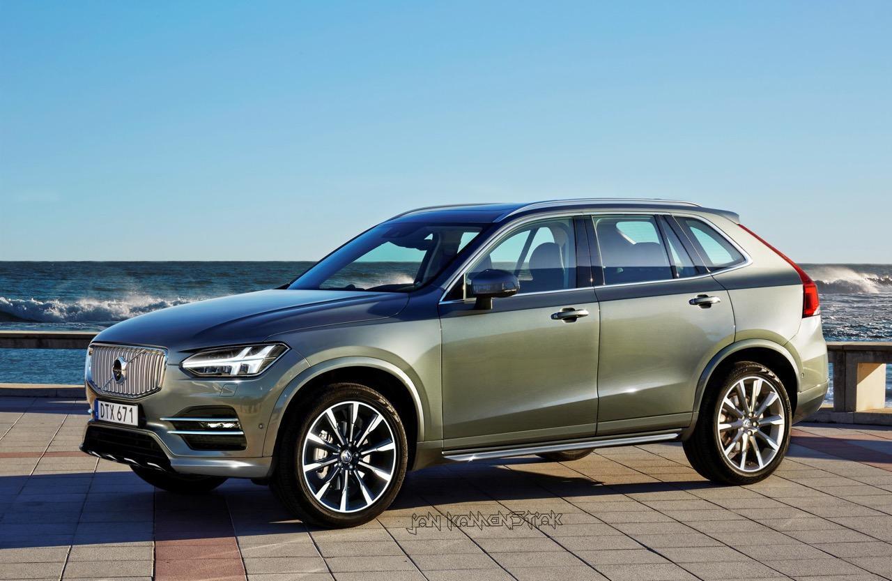 Volvo xc60 nieuw model