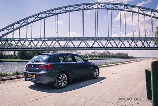 BMW 118i LCI rijtest en video