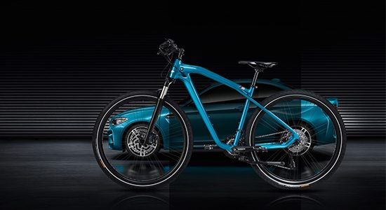 BMW M Cruise Limited Edition fiets