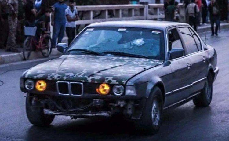 Hoe deze gepantserde BMW 70 levens wist te redden