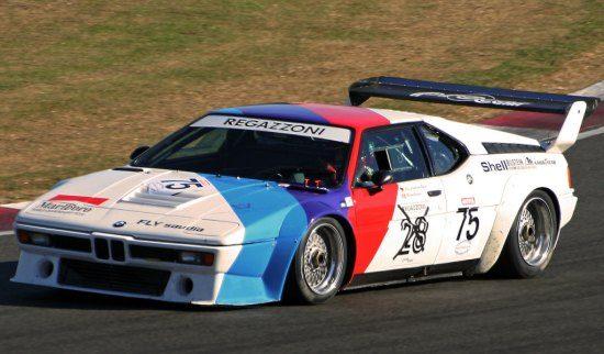 Verstappen rijdt dit weekend in een BMW M1