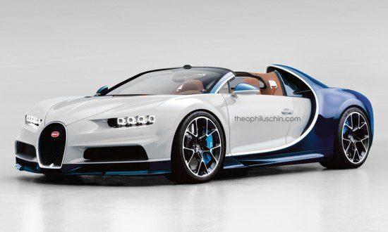 Roept u maar! De Bugatti Chiron als Grand Sport