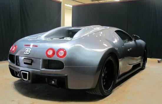 Houd iedereen voor de gek met deze Bugatti voor € 75.000
