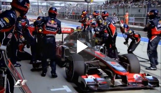 Button pitstop fail