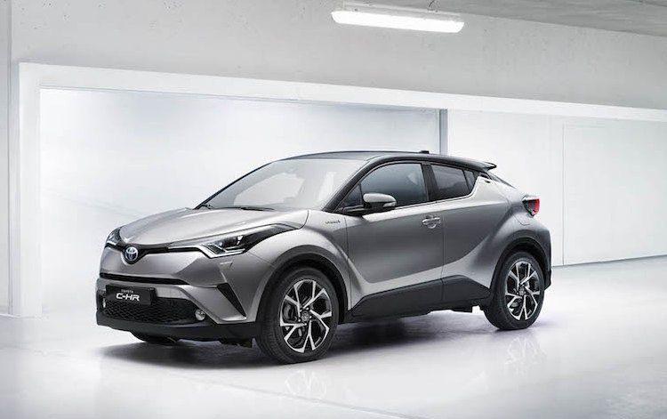 Dit kost de Toyota C-HR