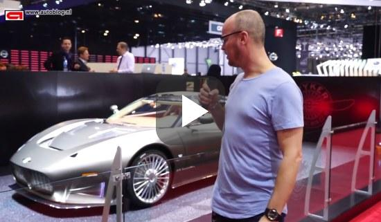 Spyker Geneve video