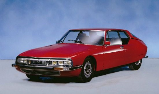 citroen-sm-red-side-front