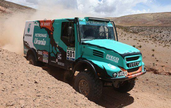Breek! Gerard de Rooy wint Dakar 2016