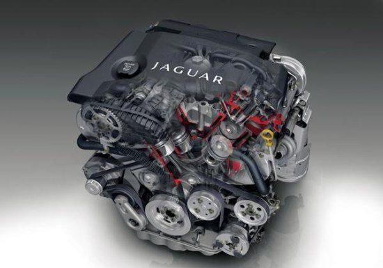 Jaguar 2.7 dieselmotor