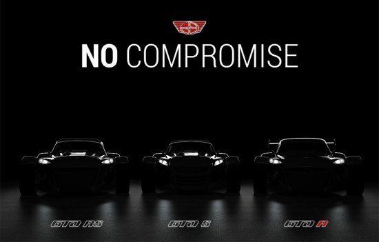 Donkervoort komt met drie hete GTO-varianten