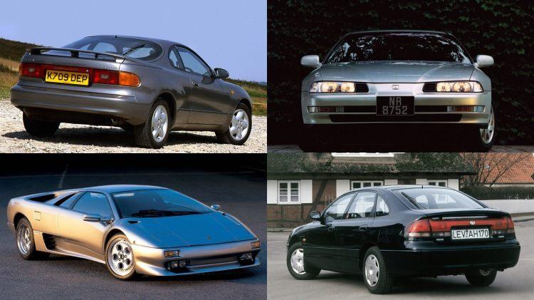 Met deze vier youngtimers begon mijn liefde voor auto