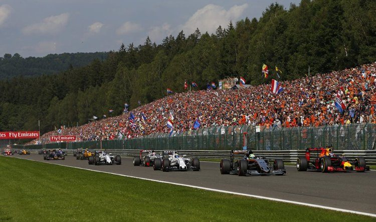 Belgische AB-lezer vertelt over rampzalige dag F1 in Spa