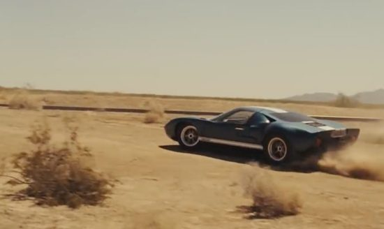 Ford GT40 in Fast Five