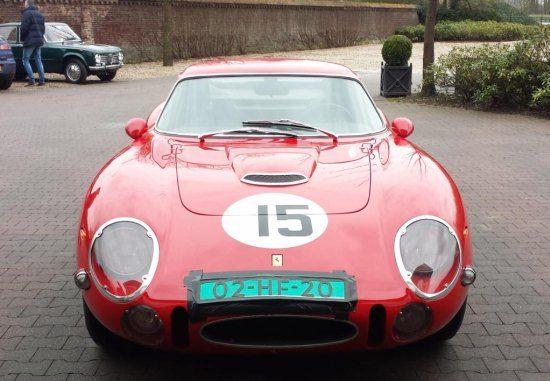 Ferrari 275 GTB 6C LM