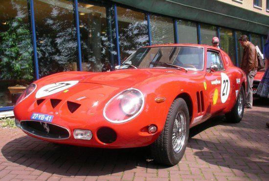Gespot: deze Ferrari 250 GTO is eigenlijk een Datsun