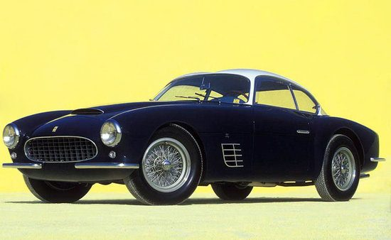 Ferrari 250 GTZ Tour de France