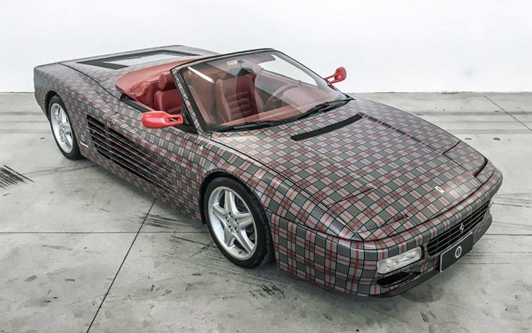 Ferrari 512 TR Cabrio