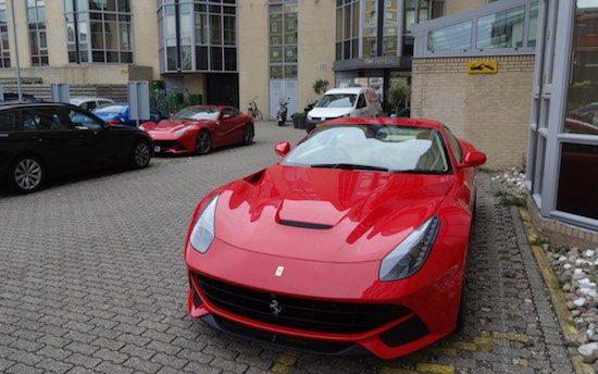 Ferrari F12 combo!