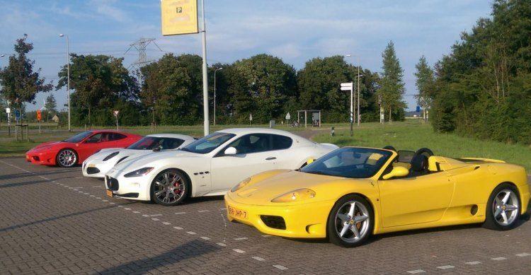 Gespot: het beste van Fiat in Oostvoorne