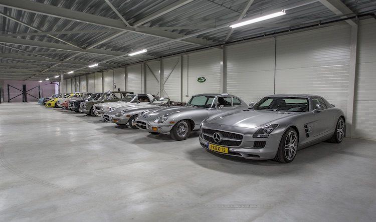 Supercars veilig stallen doe je vanaf nu in Den Haag