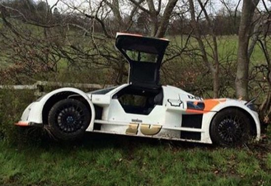 Gumpert is de stumpert