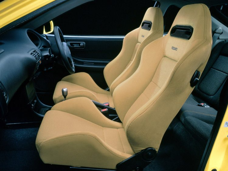 Integra Type R Interieur