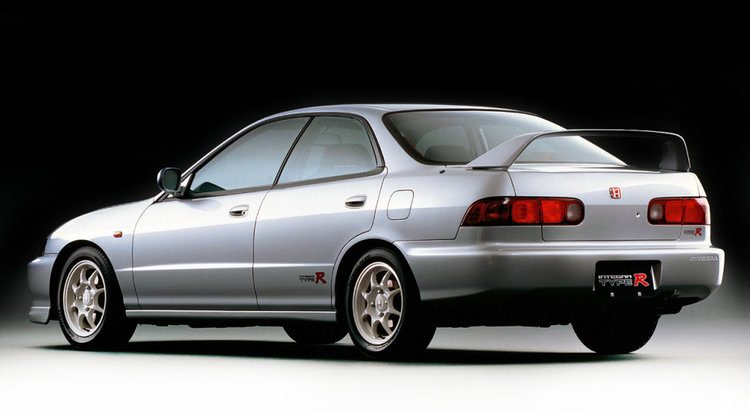 Honda Integra Type-R Sedan (DB8)