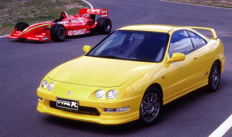 Honda Integra Type-R (NZ spec)